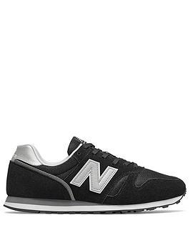 New Balance New Balance 373 - Black/White Picture