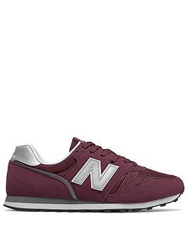 New Balance New Balance 373 - Burgundy/Grey Picture