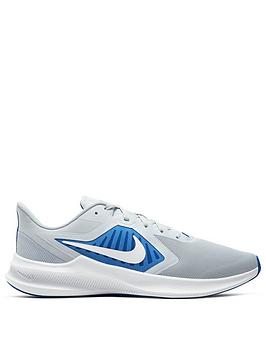 Nike Nike Downshifter 10 - White/Blue Picture