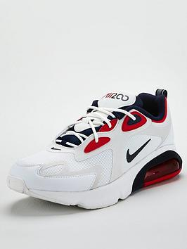 Nike Nike Air Max 200 - White/Navy Picture