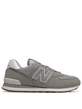 New Balance New Balance 574 - Grey/White Picture