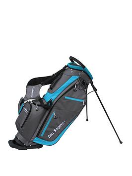 Ben Sayers   Xf Lite Stand Bag - Grey/Blue