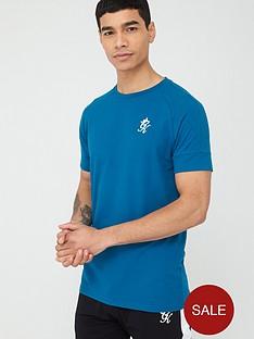 gym-king-core-plus-t-shirt-ink-blue