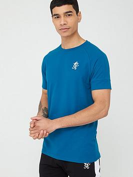 Gym King Gym King Core Plus T-Shirt - Ink Blue Picture