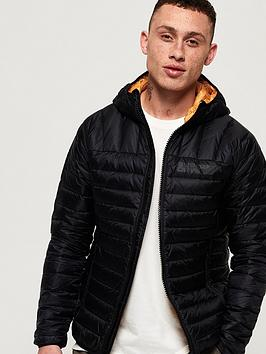 Superdry Superdry Core Down Jacket - Black Picture