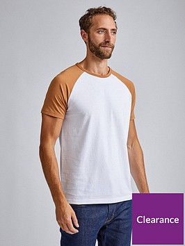 burton-menswear-london-raglan-sleeve-t-shirt-brown