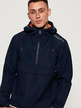 Superdry Superdry Overhead Elite Sd-Windcheater - Navy Picture