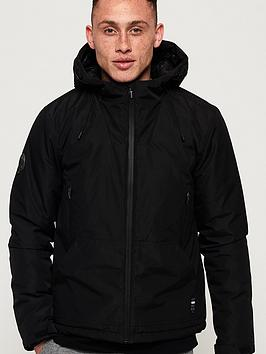 Superdry Superdry Padded Elite Jacket - Black Picture
