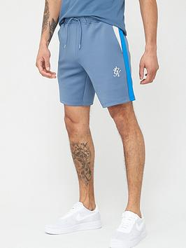 Gym King Gym King Core Plus Poly Shorts - Bearing Sea Picture