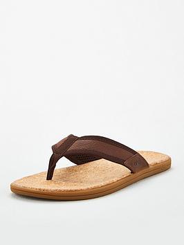 Ugg Ugg Seaside Flip Flops - Chestnut Picture