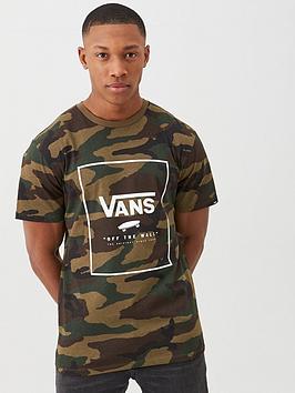 Vans Vans Print Box T-Shirt - Camo Picture