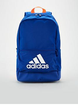 Adidas Adidas Classic Backpack - Blue Picture
