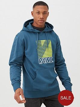 vans-pullover-hoodie-green