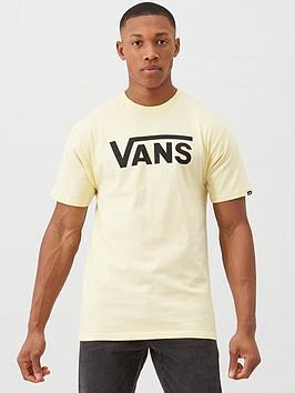 Vans Vans Classic Logo T-Shirt - White/Black Picture