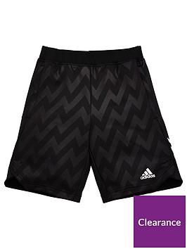 adidas-junior-boys-tracknbspxfgnbspshorts-black