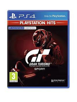 Playstation 4 Playstation 4 Playstation Hits: Gran Turismo Sport Picture