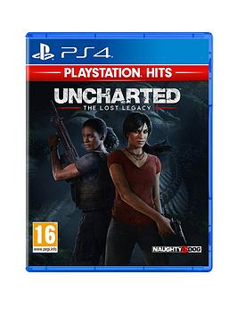 Playstation 4 Playstation 4 Playstation Hits - Uncharted Lost Legacy - Ps4 Picture
