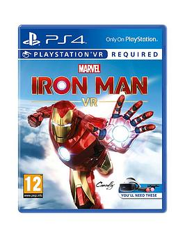 Playstation 4 Playstation 4 Marvel'S Iron Man Vr Picture