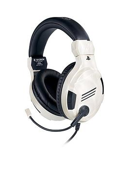 Very White Sony Official Headset Picture
