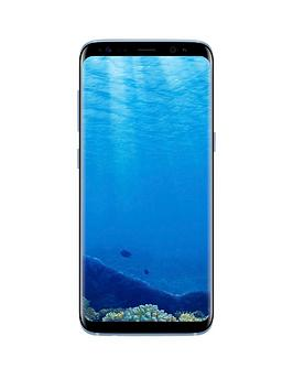 Premium Pre-Loved Premium Pre-Loved Refurbished Samsung Galaxy S8 - Blue Picture