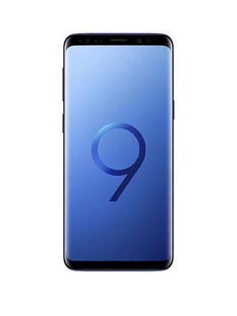 Premium Pre-Loved Premium Pre-Loved Refurbished Samsung Galaxy S9 - Blue Picture