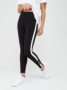 dkny-sport-essential-high-waist-78-knockout-logo-legging-black