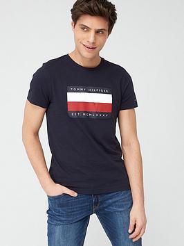 tommy-hilfiger-corp-stripe-box-t-shirt-desert-sky-navy