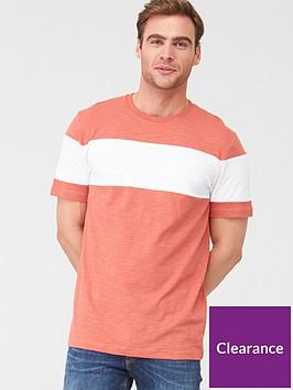 very-man-chestnbspslub-t-shirt-coralwhite