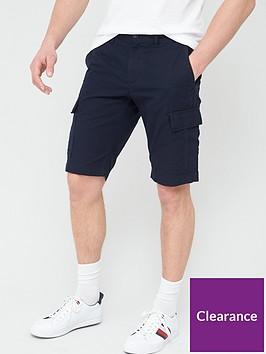 tommy-hilfiger-john-light-twill-cargo-shorts-desert-sky-navy