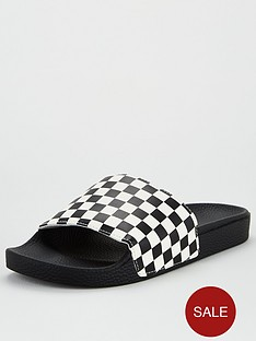 vans-slide-onnbspcheckerboard-black-white