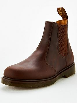 Dr Martens Dr Martens 2976 Leather Chelsea Boots - Brown Picture