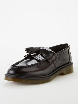 Dr Martens Dr Martens Adrian Leather Loafers - Black Picture