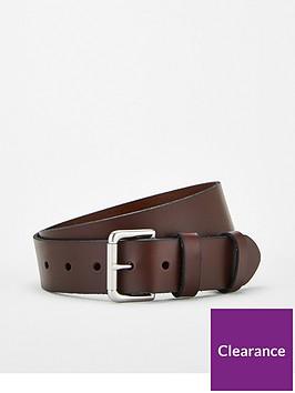polo-ralph-lauren-leather-roller-buckle-belt-brown
