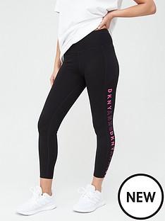 dkny-sport-high-waist-78-leggings-pink