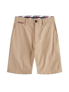 Tommy Hilfiger Tommy Hilfiger Brooklyn Light Twill Short  - Khaki Picture
