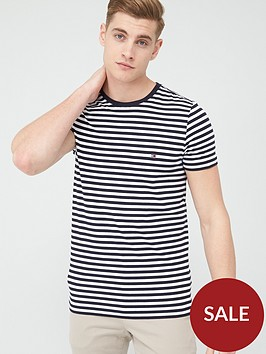 tommy-hilfiger-stretch-stripe-slim-fit-t-shirt-navywhite