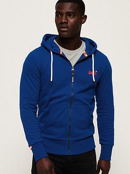 superdry-orange-label-lite-zip-hoodie-blue