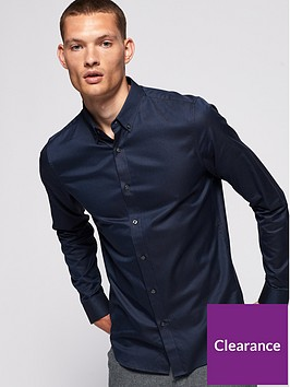 superdry-edit-button-down-shirt-navy