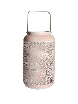 ARTHOUSE  Arthouse Pink Spirograph Lantern