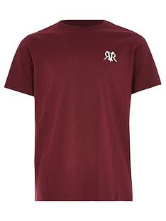 river-island-boys-logo-short-sleeve-t-shirt--nbspburgundy