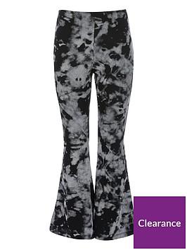 river-island-girls-tie-die-flared-trousers-black