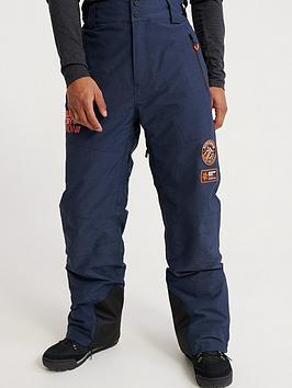 Superdry Superdry Sd Mountain Snow Pant - Navy Picture