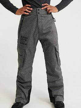 Superdry Superdry Ultimate Snow Rescue Pant - Black Picture