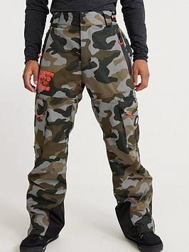 Superdry Superdry Ultimate Snow Rescue Pant - Green Picture
