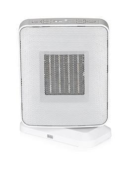 Black & Decker   Digital 1.8Kw Ptc Fan Heater