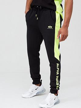 alpha industries Alpha Industries Alpha Industries Contrast Stripe Neon  ... Picture