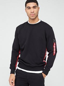 alpha-industries-rbf-tape-inlay-sweatshirt-black