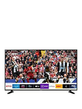 Samsung Samsung Samsung Ue55Ru7020Kxxu 55 Inch Hdr Smart 4K Tv With Apple  ... Picture