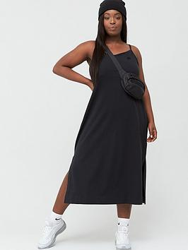 Nike Nike Nsw Jersey Dress (Curve) - Black Picture