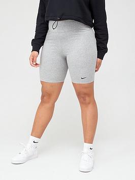 Nike Nike Nsw Leg-A-See Bike Short - Grey Picture